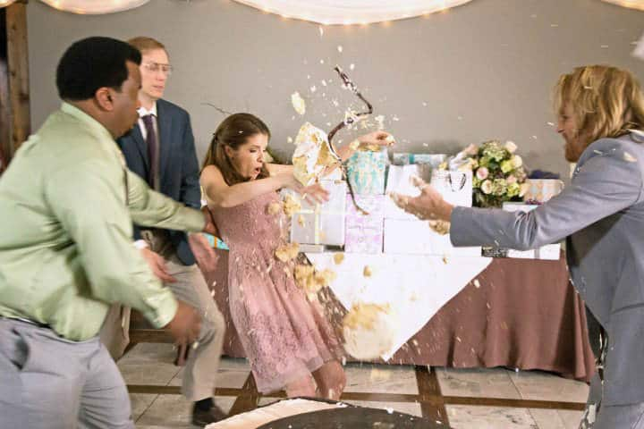 Table 19 | Disaster strikes when Eloise inadvertently destroys her best friend's wedding cake!
