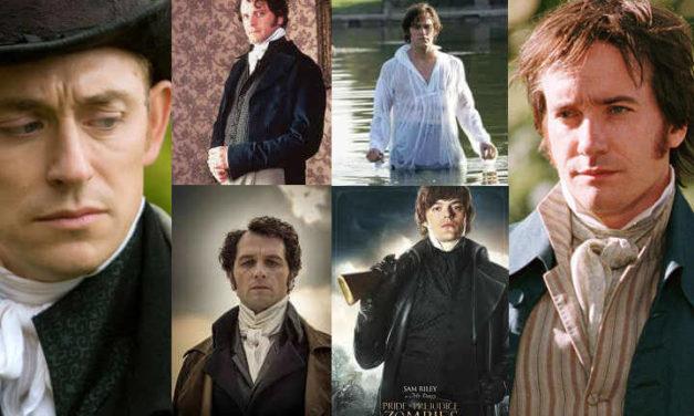 Celebrating A Dozen Mr. Darcys – Just Because