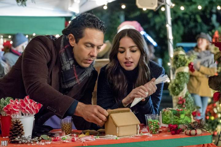 "Countdown to Christmas   Michael Rady stars in Hallmark's ""A Joyous Christmas"""