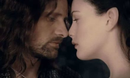 Romantic Moment of the Week: Love's Destiny – Arwen and Aragorn