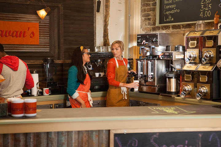 Coffee Shop Movie Review - An Uncomplicated Romantic Comedy