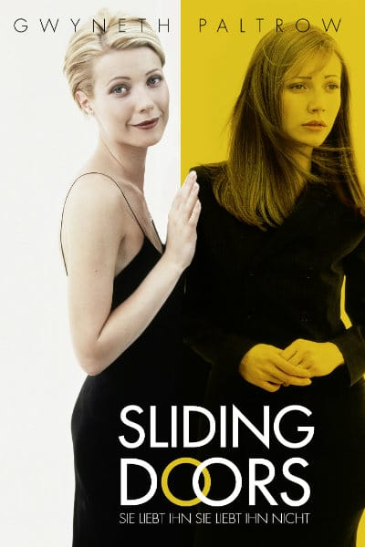Film Review Sliding Doors (1998)  sc 1 st  The Silver Petticoat Review & Sliding Doors (1998): A Transtemporal Tale of Choices and Love