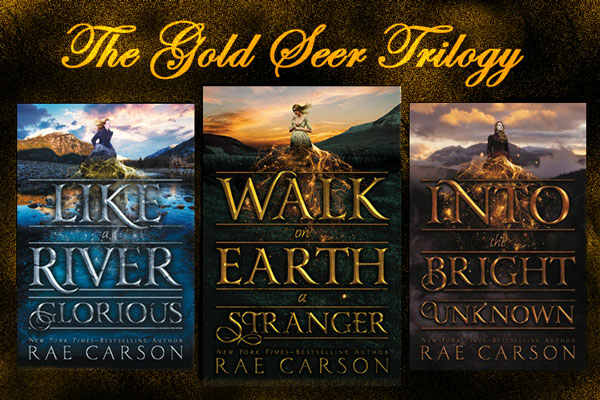 The Gold Seer Trilogy Young Adult Romantic Storytelling