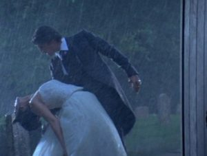 April Showers: 30 of the Most Romantic Moments in the Rain - Bride and Prejudice