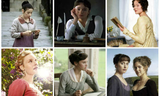 What's in Your Favorite Austen Heroine's Netflix Queue? Guest Post By Author Jillian Kuhlmann