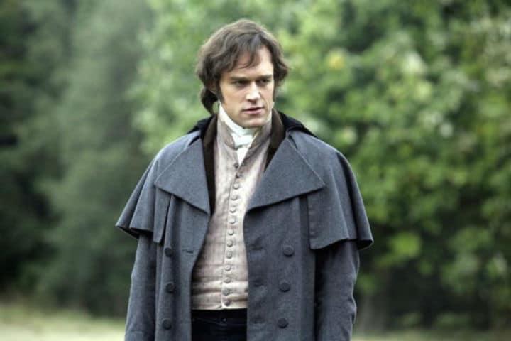 Mr. Darcy in Lost in Austen