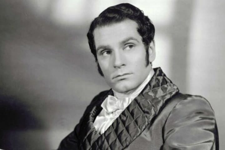 Laurence Olivier as Mr. Darcy. Ranking the best Mr. Darcy's