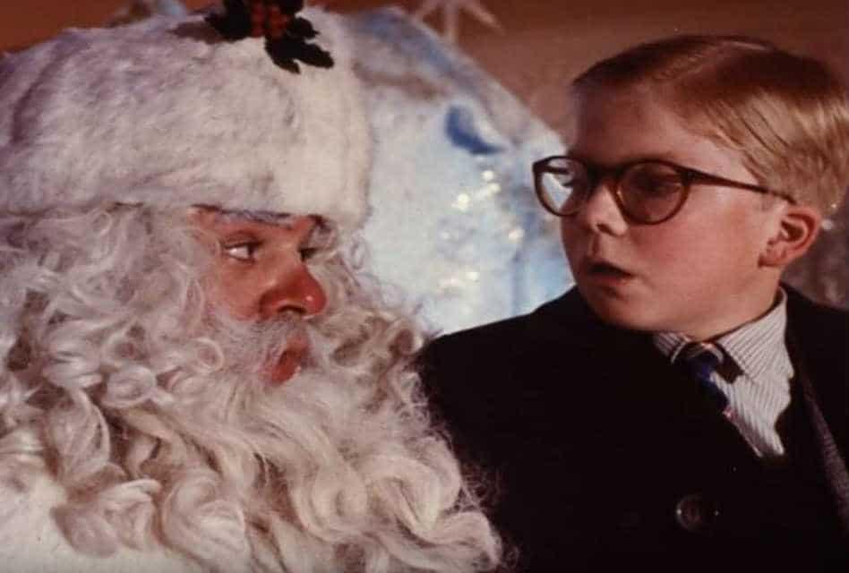 A Christmas Story; Vintage Christmas Films