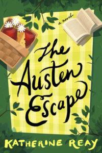 The Austen Escape; Jane Austen; Romance; Old-Fashioned Romance; Escapism