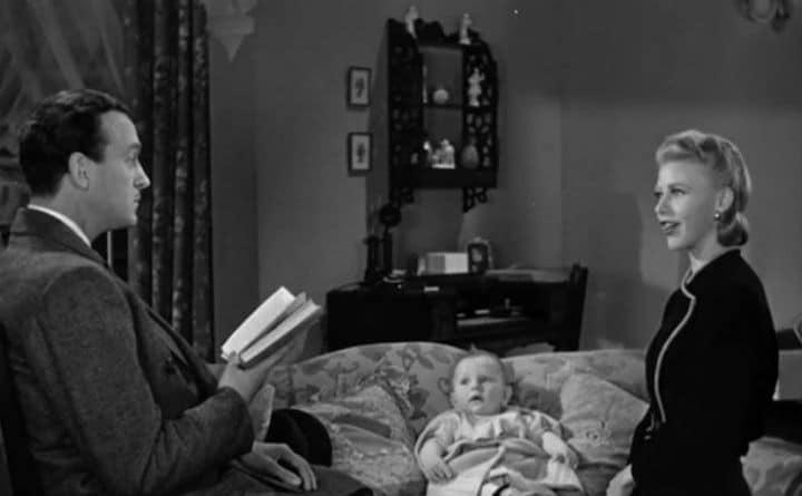 Vintage Christmas -Bachelor Mother (1939)