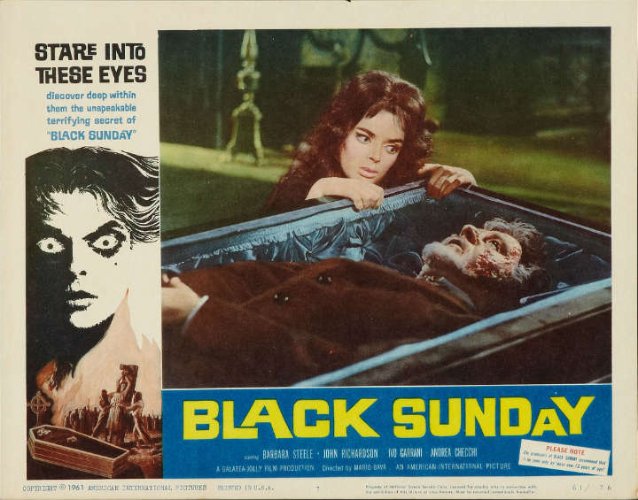 Black Sunday; 150 of the Best Gothic & Paranormal Romance Period Dramas