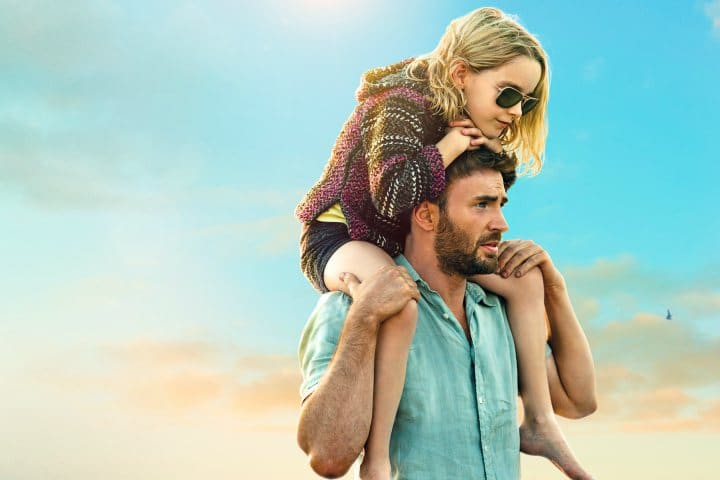 Gifted | Frank (Chris Evans) and Mary (Mckenna Grace) enjoy a day at the beach!