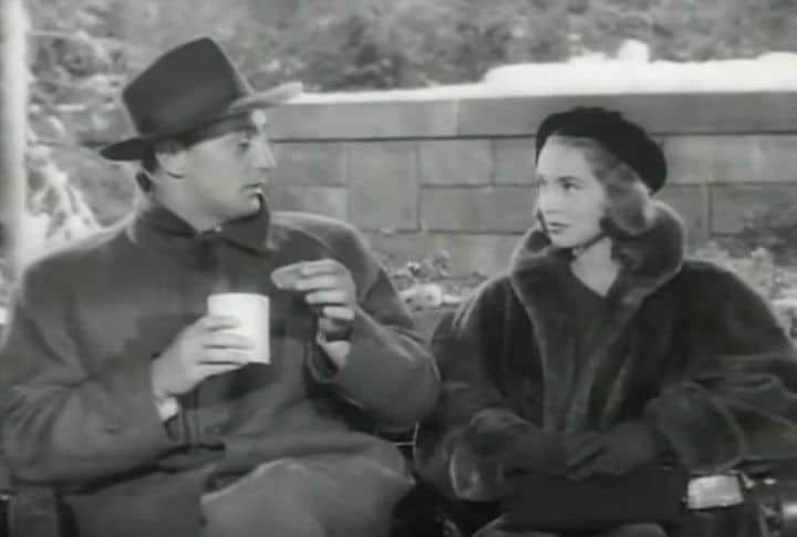 Vintage Christmas -Holiday Affair (1949)