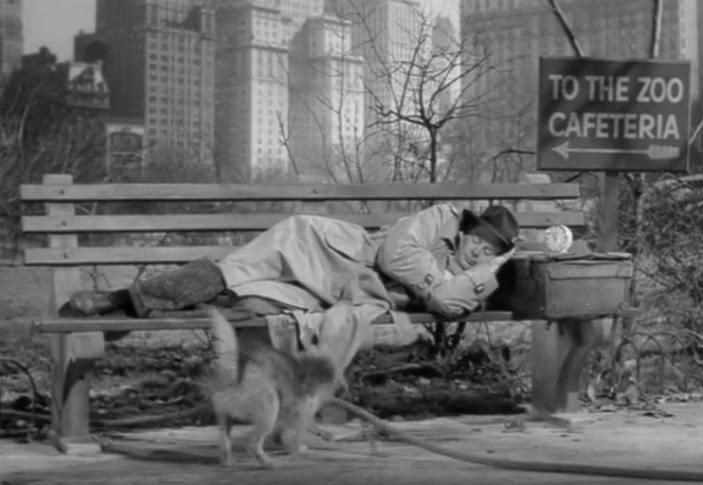 Vintage Christmas -It Happened on 5th Avenue(1947)