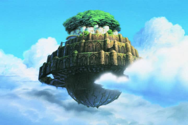 Laputa: Castle in the Sky (1986) – Studio Ghibli's Adventuresome Cinematic Debut