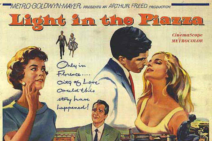Vintage Film Review: Light in the Piazza (1962) -The Story of a Mother's Love