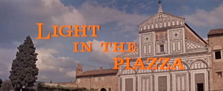 Vintage Film Review: Light in the Piazza (1962) -The Story of a Mother's Love | The Silver Petticoat Review