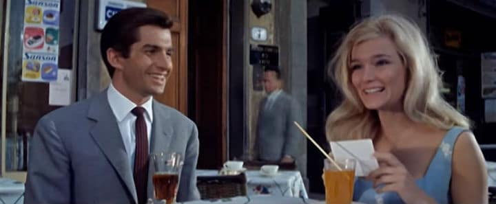 Light in the Piazza (1962) -George Hamilton & Yvette Mimieux | Vintage Film Review: Light in the Piazza (1962) -The Story of a Mother's Love | The Silver Petticoat Review
