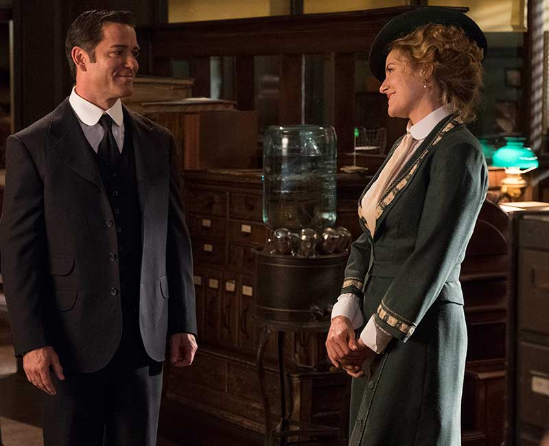 Murdoch Mysteries; Period Dramas & Romance: What's New to International Streaming December 2017 (Acorn TV, BritBox, Dramafever, & Viki)