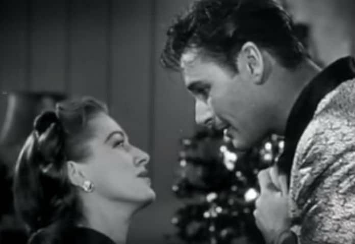 Vintage Christmas -Never Say Goodbye (1946)