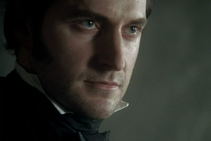 Mr. Thornton in North and South
