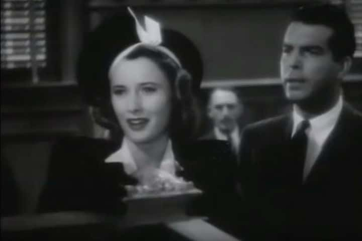 Vintage Christmas -Remember the Night (1940)