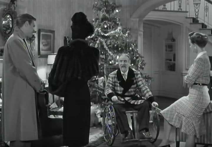 Vintage Christmas -The Man Who Came to Dinner(1942)