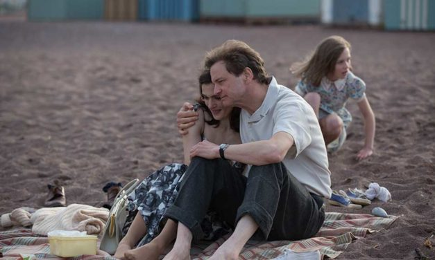 'The Mercy' Trailer: New Upcoming Period Drama Starring Colin Firth and Rachel Weisz