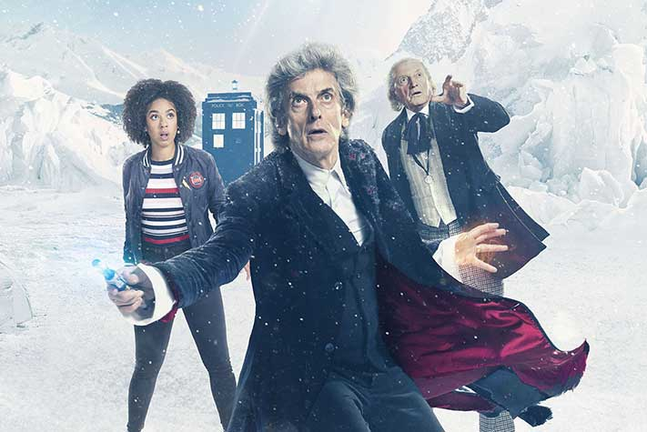 Doctor Who - A British Christmas 2017 Period Drama Watchlist