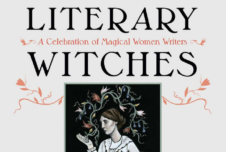 Literary Witches Cover by Taisia Kitaiskaia and Katy Horan.