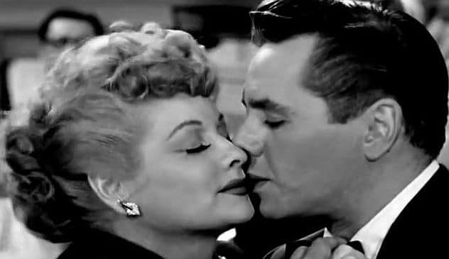 Lucille Ball & Desi Arnaz: Film Couples List