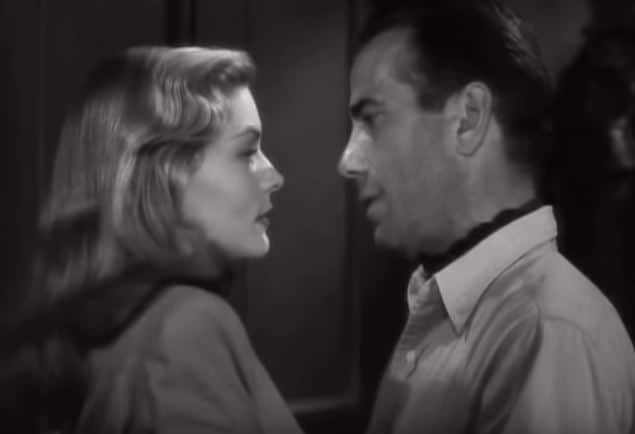 Humphrey Bogart & Lauren Bacall: Film Couples List