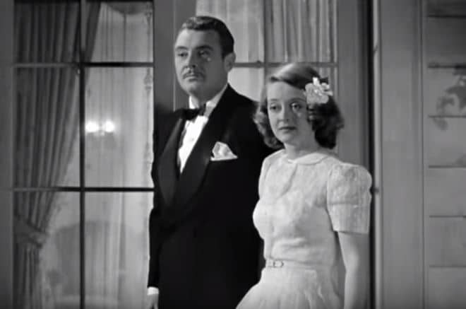Bette Davis & George Brent: Film Couples List