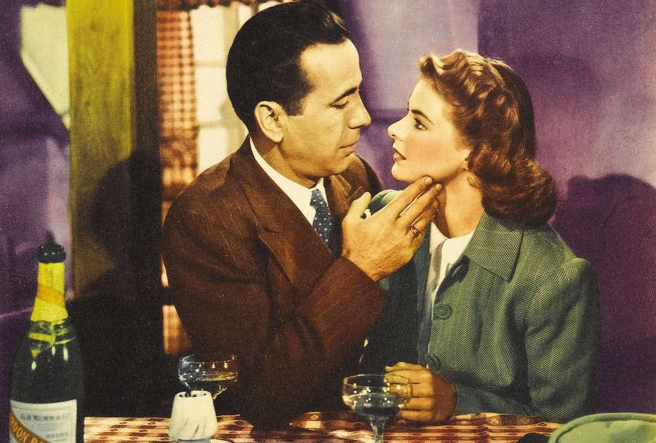 Casablanca photo in color