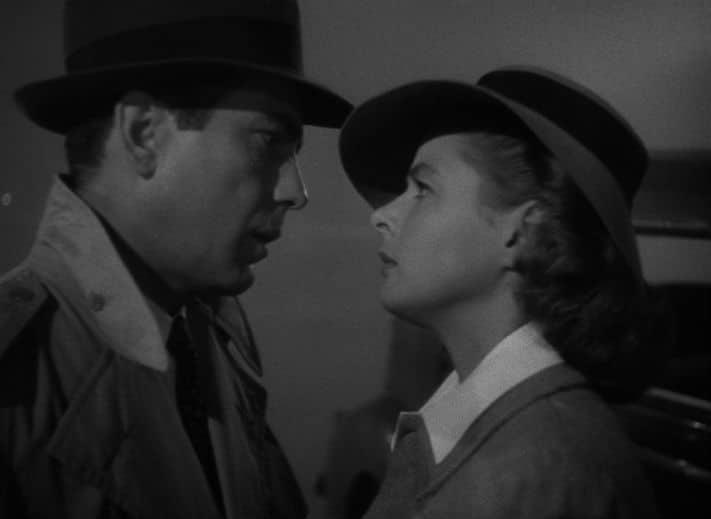 Rick & Ilsa in Casablanca Review