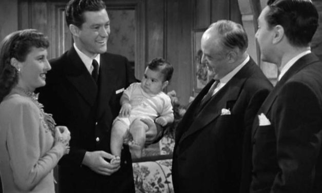 Christmas in Connecticut (1945) Film Review -A Charming Holiday Classic Starring Barbara Stanwyck