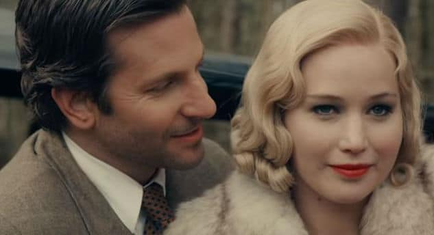 Bradley Cooper & Jennifer Lawrence: Film Couples List