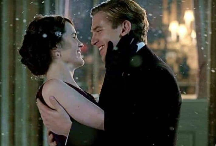 Matthew and Mary in Downton Abbey. 20 of the Most Romantic Period Drama TV Series to Watch