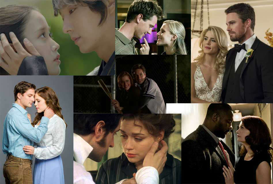 Most Popular Romantic Moments; Old-Fashioned Romance, Romantic Moment of the Week, Romance, Classic Romance