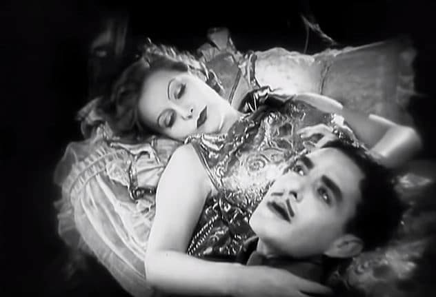 Greta Garbo & John Gilbert: Film Couples List