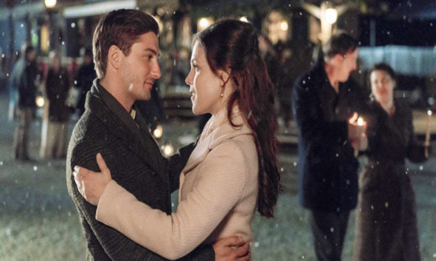Romantic Moment of the Week: When Calls the Heart Christmas Waltz