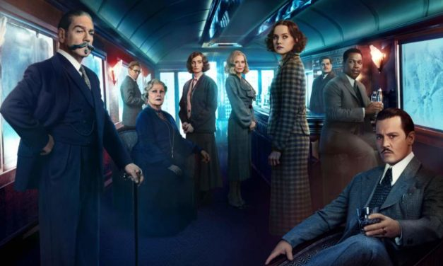 Murder on the Orient Express (2017) – A Glamorous Agatha Christie Period Drama
