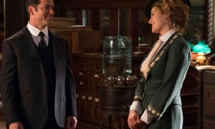 Murdoch Mysteries Season 11 Premieres in US On Christmas Day!