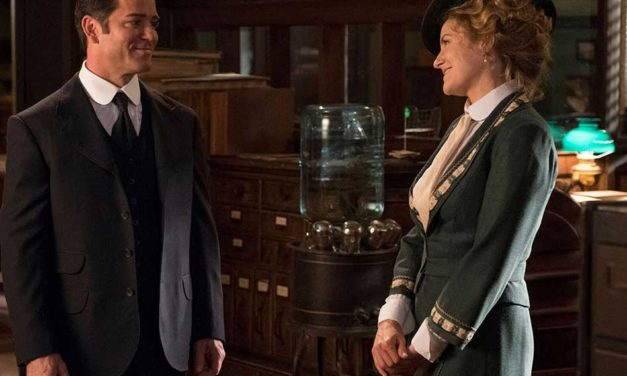 Murdoch Mysteries Season 11 Premieres in US On Christmas Day!