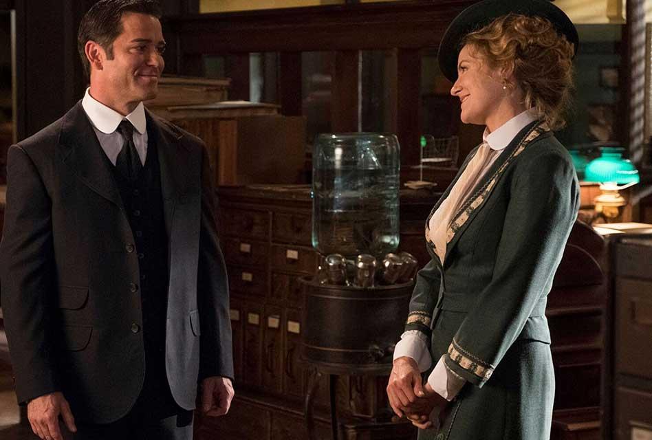 Murdoch Mysteries Season 11 Premieres In Us On Christmas Day