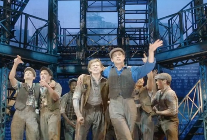 Newsies Jack Crutchie