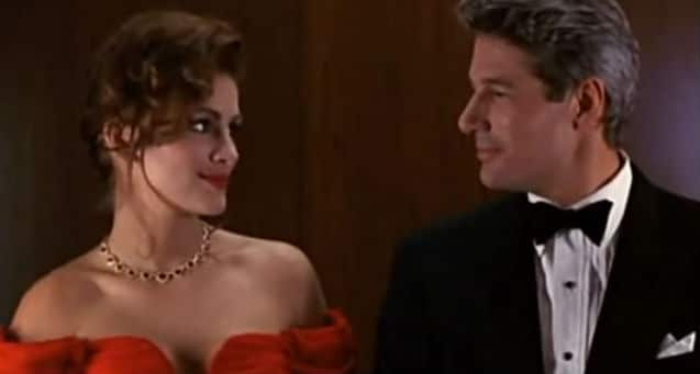 Roberts and Gere: List Film Couples
