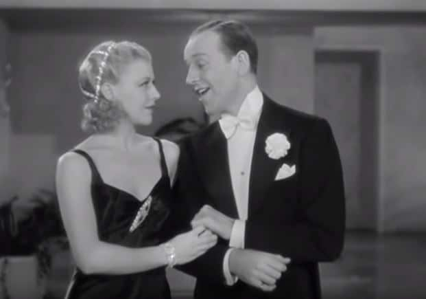 Ginger Rogers & Fred Astaire; Film Couples