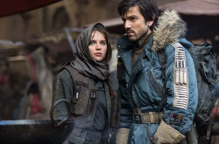 Rogue-One-Jyn-and-Cassian Unspoken love stories