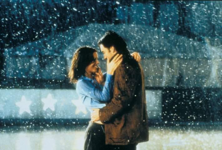 Romantic Scenes on the Ice
